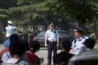 Ông Kim Jong Un được cả đoàn xe hùng hậu hộ tống tại Bắc Kinh