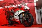 Ducati Panigale V4 Speciale đầu tiên châu Á về tay đại gia Việt Nam