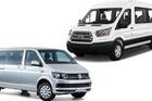 Lập liên minh Ford-Volkswagen: Chương sử mới của Transit, Ranger