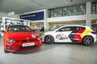 Tranh thủ mùa World Cup, Volkswagen tặng 40 triệu đồng cho khách mua xe Scirocco