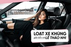 [Photo Story] Loạt xe gắn với hot girl mới nổi trong giới con nhà giàu Việt