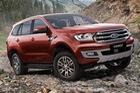 Ford Everest 2018 ra mắt Thái Lan, chờ ngày bán tại Việt Nam