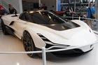 Siêu xe đầu tiên của Ấn Độ Varizani Shul xuất hiện ngoài đời thực với thiết kế bắt mắt