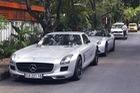 Đoàn Trung Nguyên bổ sung 4 siêu xe mới đi theo cặp sau khi Bugatti Veyron tạm dừng cuộc chơi