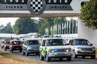 Cuộc diễu hành kỷ niệm 70 năm sinh nhật Land Rover: Quy tụ hết anh tài