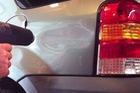 Bi hài vụ nam tài xế ở Sài Gòn đá móp cửa ô tô phải hầu tòa 3 lần