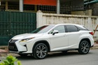 Khan hàng, Lexus RX 200t chạy lướt giữ giá như xe mới