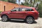 Giá dự kiến từ 850 triệu đồng, Ford Everest 2018 vừa về Việt Nam phả hơi nóng lên Toyota Fortuner