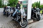 Biker Việt chế ngự ông hoàng thế giới mô tô Harley-Davidson chinh phục trời Âu