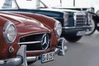 Bảo tàng Mercedes Stuttgart – Thiên đường cho người yêu xe