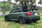 Thợ độ Việt xẻ đôi BMW X5 thành xe mui trần với loạt đồ chơi hầm hố