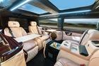 Mercedes-Benz V-Class độ Maybach: Đẳng cấp lên tiếng