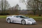 Không phải Veyron hay Chiron, EB110 SS mới là chiếc Bugatti