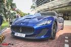 Maserati GranTurismo MC Stradale từng của Minh Nhựa xuất hiện tại Sài Gòn