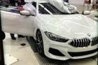 BMW 8-Series lộ hình ảnh thực tế đầu tiên