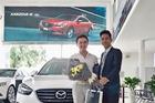Dẫn chương trình Giọng Ải Giọng Ai tậu Mazda CX-5 đón Tết