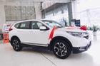 Khách hàng mua Honda CR-V 2018 chênh giá và phải thêm phụ kiện: