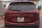 Chưa kịp đón Tết, bộ đôi Mazda CX-5 đã bị vặt trụi logo tại Hà Nội