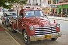 Chuyện xe cộ ở Cuba