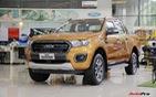 Chi tiết Ford Ranger Wildtrak với động cơ như Raptor vừa về đại lý