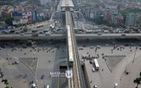 Đi Hà Đông - Cát Linh: Chọn tàu sắt trên cao hay ô tô cá nhân?