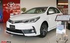 Toyota Corolla Altis sắp được nâng cấp tại Việt Nam, cạnh tranh Mazda3