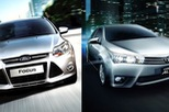 Ford Focus và Toyota Corolla Altis: Chọn xe nào trong phân khúc xe cỡ nhỏ?