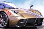 Siêu xe Pagani Huayra cũng có phiên bản rồng