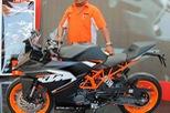 Bộ đôi sportbike KTM RC200 và RC390 ra mắt tại Việt Nam
