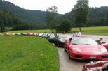 223 siêu ngựa Ferrari tụ họp gầm rú tại Thụy Sĩ