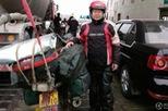 """Cụ ông 67 tuổi """"phượt"""" xuyên 6 nước bằng xe máy, đến cả Việt Nam"""