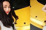"""Bóc mẽ những """"phốt"""" dùng xe sang để đánh bóng tên tuổi của sao Việt"""