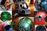 Australia: Tự ý sơn lên mũ bảo hiểm cũng có thể phạm luật