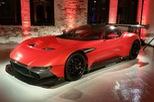 """Siêu phẩm Aston Martin Vulcan có giá """"giật mình"""""""