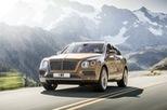 SUV siêu sang Bentley Bentayga bị triệu hồi vì lỗi có thể gây chấn thương