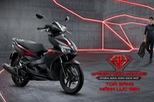 Xe ga bán chạy nhất Việt Nam Honda Air Blade 125 có thêm màu đen mờ