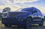 """Hyundai Santa Fe đời cũ """"lột xác"""" thành xe Lincoln"""