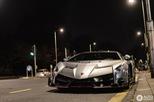 Bắt gặp siêu xe Lamborghini Veneno Coupe không phải để bán chạy trên đường phố
