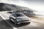 Lucid Air - Siêu xe điện 1.000 mã lực, cạnh tranh trực tiếp với Tesla Model S