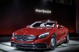 """Xe siêu sang Mercedes-Maybach S650 Cabriolet """"bán đắt như tôm tươi"""""""