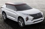Mitsubishi GT-PHEV - Xe SUV cao cấp sắp ra mắt