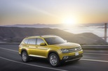 Volkswagen Atlas 2018 - Xe crossover 7 chỗ mới, cạnh tranh Mazda CX-9