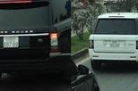 Xôn xao với cặp đôi SUV sang Range Rover biển đẹp gần giống hệt nhau