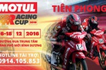Đừng bỏ lỡ giải đua xe lớn nhất Việt Nam cuối năm nay!