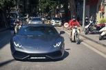 Lamborghini Huracan của tay chơi 9X Sài thành được cho Bắc tiến