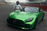 """Mercedes-AMG GT R lập kỷ lục trên đường đua, Nissan ăn mừng vì """"tưởng bở"""""""