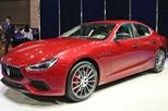 Vén màn sedan hạng sang Maserati Ghibli 2018 với giá từ 3,16 tỷ Đồng