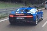 Bắt gặp Bugatti Chiron của cựu chủ tịch Volkswagen trên đường không giới hạn tốc độ