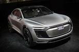 Audi E-Tron Sportback - Đối thủ mới của SUV hạng sang BMW X6