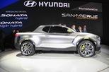 """Xe bán tải Hyundai Santa Cruz chính thức được """"bật đèn xanh"""""""